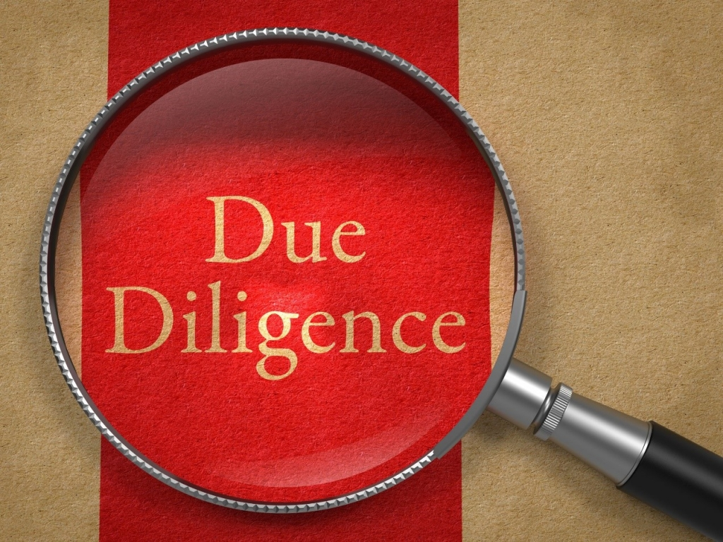 due diligence - private investigator